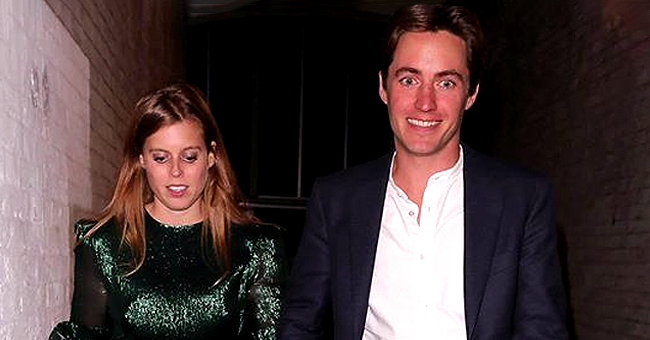 Princess Beatrice Holds Hands with Fiancé Edoardo Mapelli Mozzi at 1st Public Outing since the Engagement News