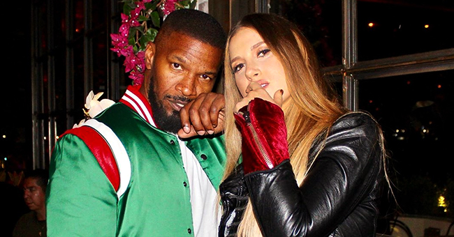 The Blast: Jamie Foxx Parties with Comedian Natalie Friedman after Alleged Katie Holmes Split