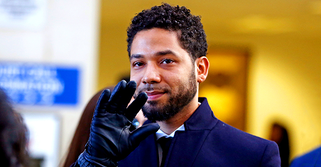 Jussie Smollett 'Still Smiling' in Birthday Post as Case Takes a New Turn