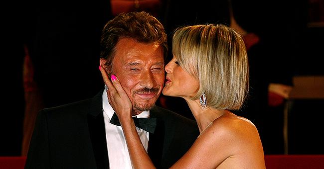 """Sylvie Vartan évoque la mort de Johnny dans une interview : """"Je voulais lui rendre hommage"""""""