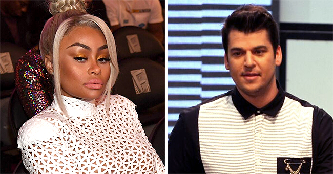 Blac Chyna Blasts Rob Kardashian for Wanting to Block Daughter Dream from Appearing on Her Show
