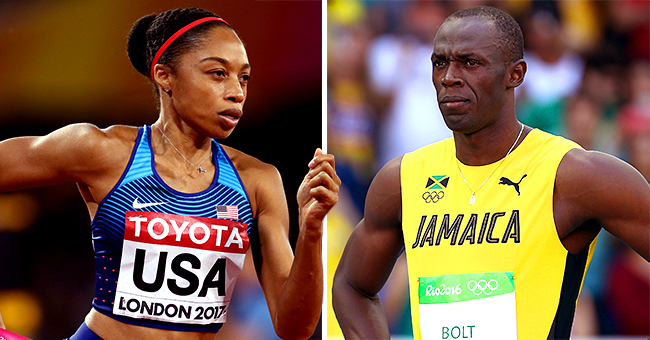 Olympic Sprinter Allyson Felix Breaks Usain Bolt's Record after 12th Gold Medal Win at the World Championships