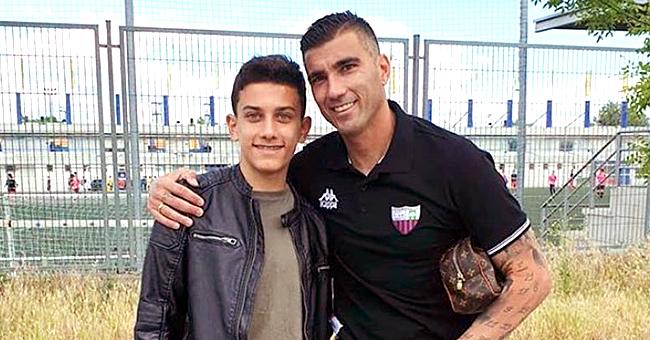 L'hommage émouvant du fils du footballeur José Antonio Reyes à son père
