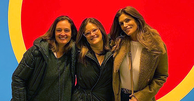 Cindy Crawford Shares Rare Photo with Her Sisters and Fans Love It