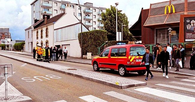 La tante du suspect de l'accident à Lorient le supplie de se rendre