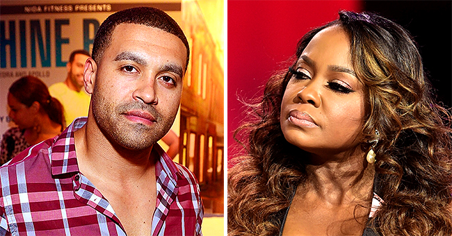 Phaedra Parks' Ex Apollo Nida Back in Jail 9 Days after Prison Release