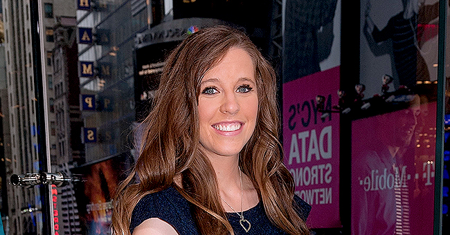 Jill Duggar Dillard of 'Counting On' Glows with Joy as She Holds Newborn Family Member Daxton Ryan