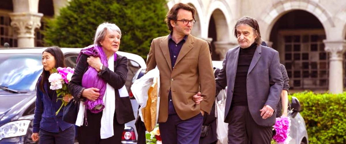 Patrick Chesnais et Anne Consigny rendent un hommage à Maurice Bénichou