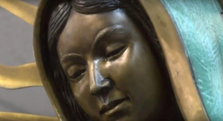 Imagen tomada de: YouTube/La Mi Virgen