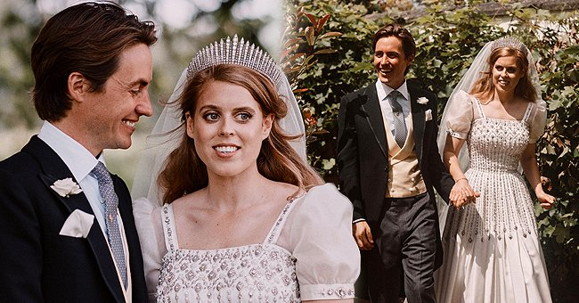 Princess Beatrice Recycles Diamanté-Embellished Bridal Heels She Wore at Two Other Royal Weddings