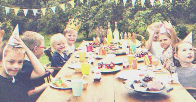 Rich Mom Mocks Poor Dad at Her 5-Year-Old Son's Birthday