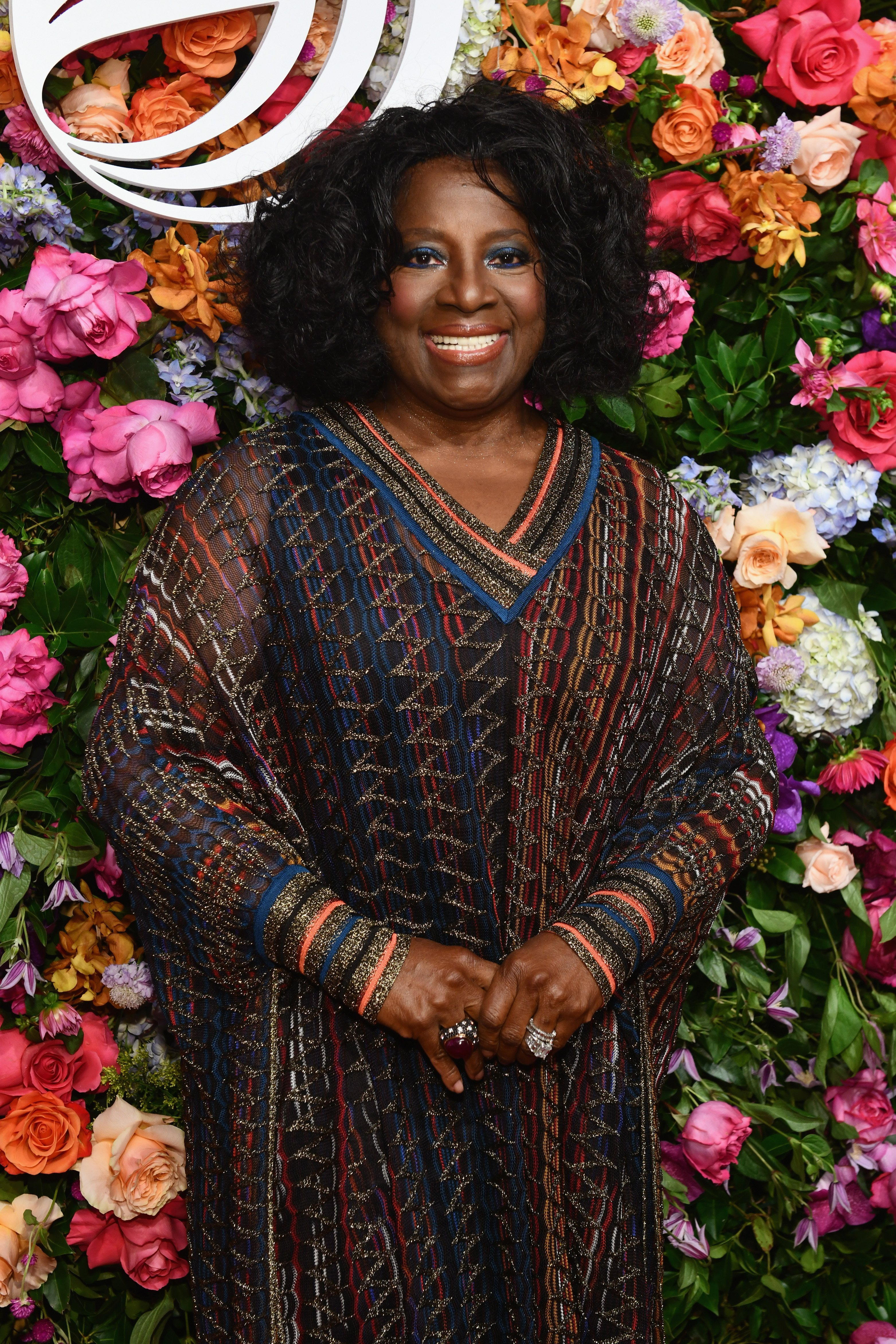 LaTanya Richardson Jackson attends the American Theatre Wing Centennial Gala at Cipriani 42nd Street on September 24, 2018, in New York City.   Source: Getty Images.