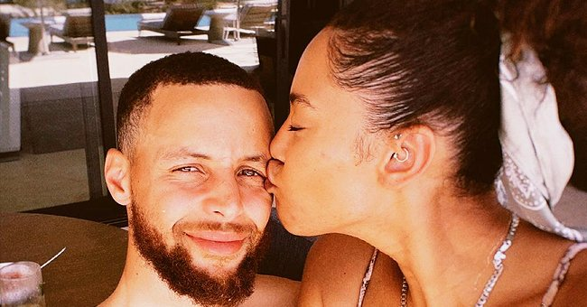 Check Out Ayesha Curry's Stunning Figure in a Snake-Print Bikini While on Vacation with Steph