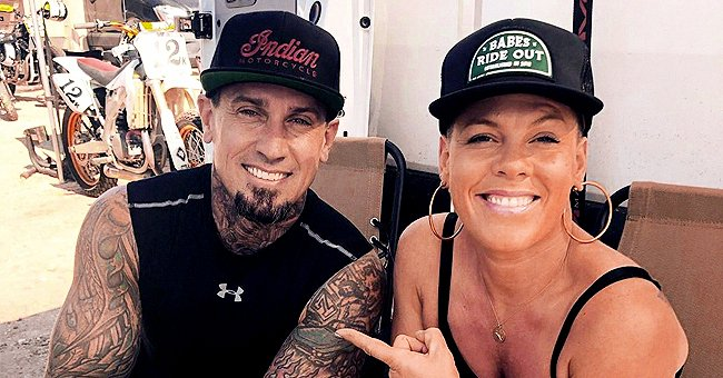 Pink Reveals How She and Husband Carey Hart Celebrated Their 14th Wedding Anniversary