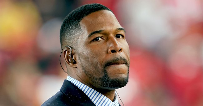 Michael Strahan Shares Rare Old Snap of His Parents from Their Younger Days — See His Tribute