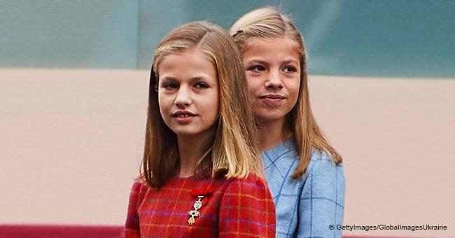 Vida de realeza: Leonor y Sofía se quedarían en la escuela cuando sus compañeros van de excursión
