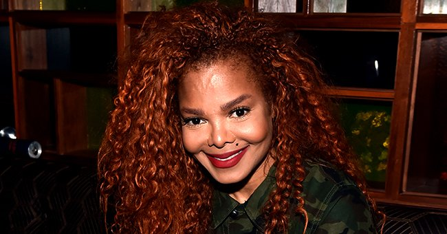 Janet Jackson Takes Selfie with Flower in Her Hair during Trip to Hawaii for 30th Anniversary Celebration Concert of 'Rhythm Nation'