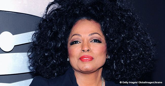 Diana Ross Is the Proud Mother of Five Mixed-Race Children from 3 Different Men