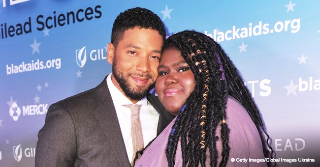 Jussie Smollett's co-star Gabby Sidibe deletes post defending him amid alleged staged attack claims