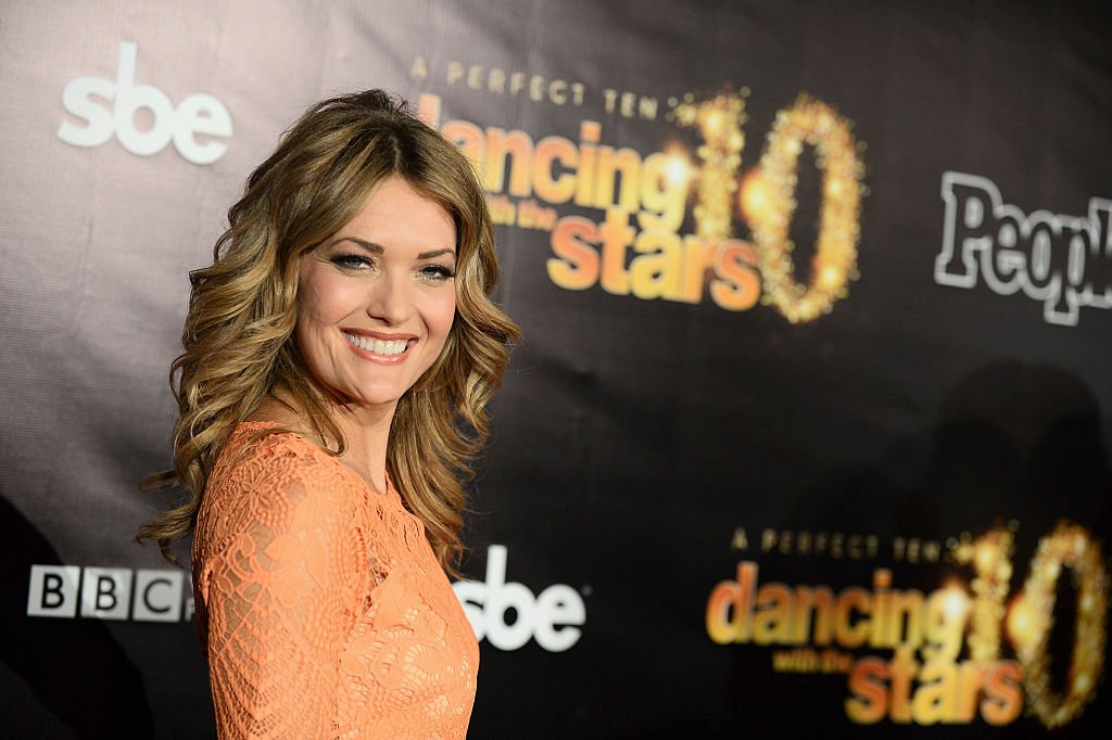 """Amy Purdy at the ABC's """"Dancing With the Stars"""": 10th Anniversary Special 