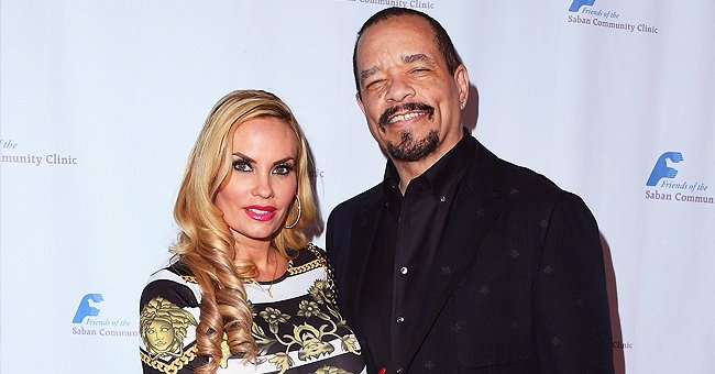 Ice-T's Wife Coco Flaunts Curves in Pink Top and Shows Her Blond Locks in Stunning Snaps