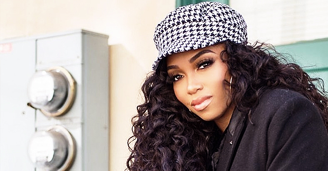L&HH Couple Brooke Valentine & Marcus Black Share 1st Pics of Baby Chí Summer