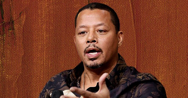 A picture of Terrence Howard.   Photo: Getty Images
