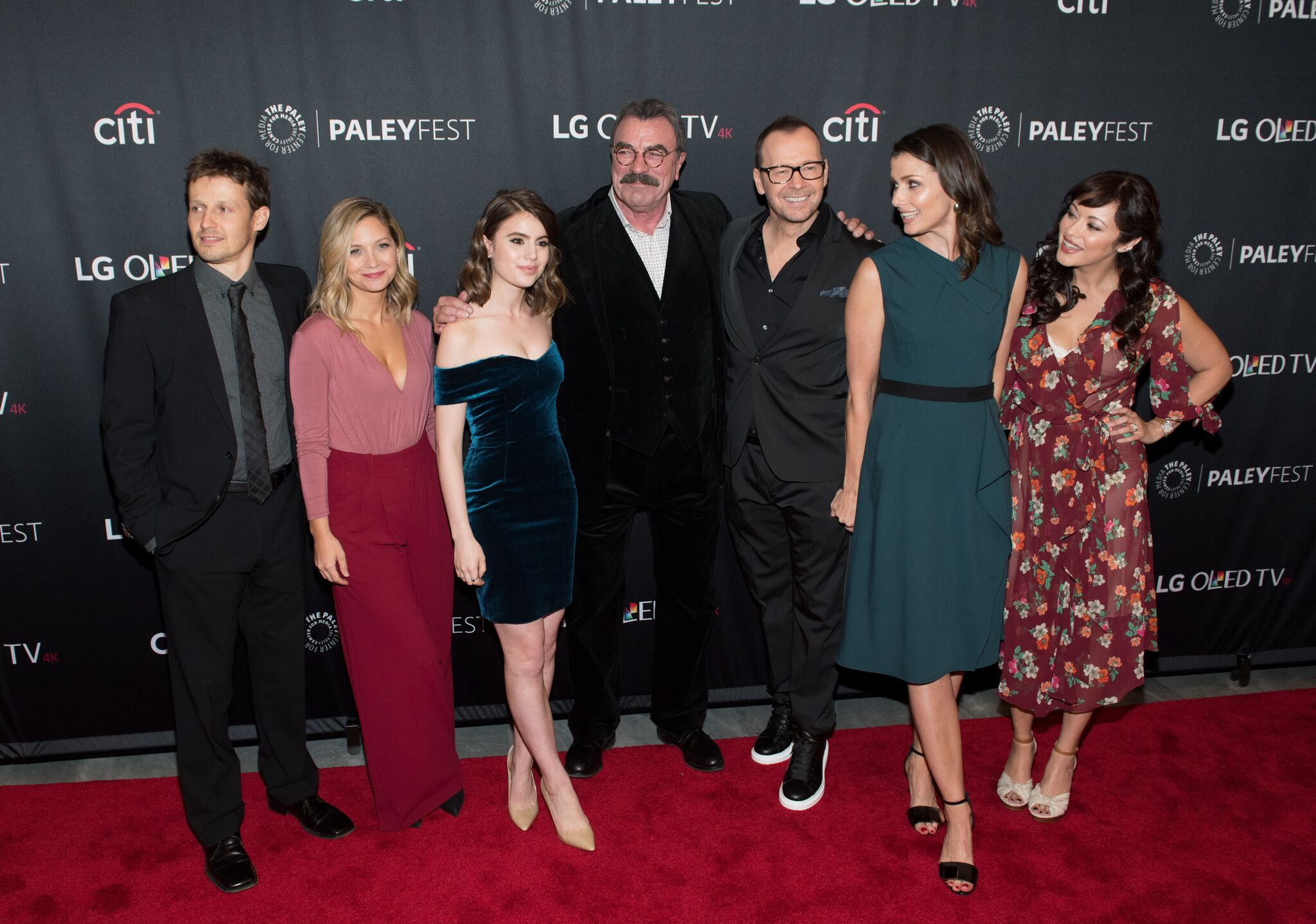 "The cast attends the ""Blue Bloods"" Screening 