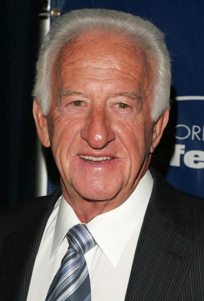 Bob Uecker attends the Safe at Home Foundation third annual gala. | Source: Getty Images