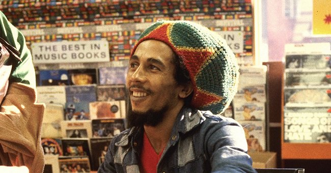 Check Out Bob Marley's Large Family as They Pose Together Showing Their Uncanny Resemblance