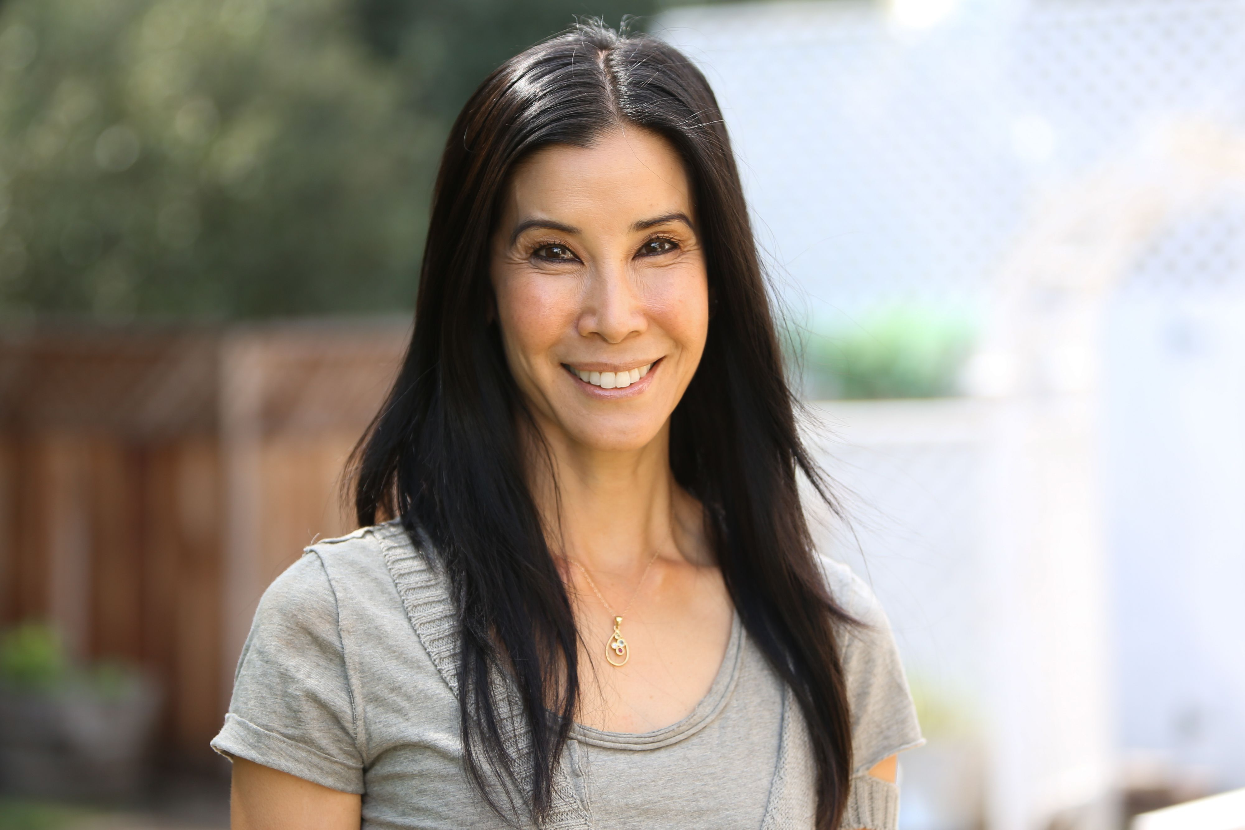 Lisa Ling at Universal Studios Hollywood in 2019 in Universal City, California | Source: Getty Images