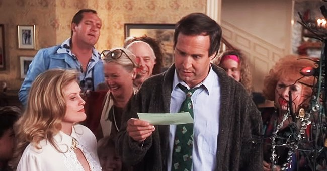 Chevy Chase and 'National Lampoon's Christmas Vacation' Cast 30 Years after the Movie Was Released
