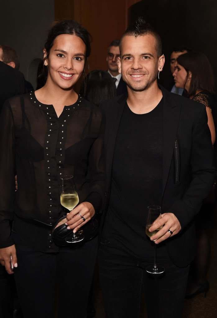Cristina Pedroche y David Muñoz.| Fuente: Getty Images