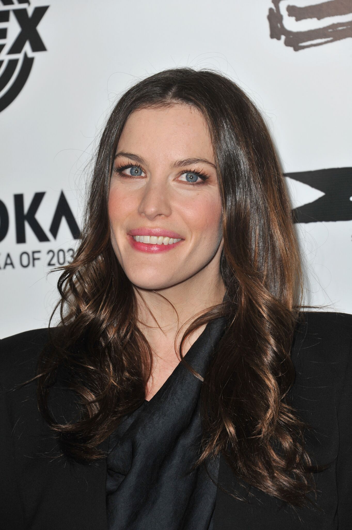 "Liv Tyler at the Los Angeles premiere of her new movie ""Super"" at the Egyptian Theatre, Hollywood 