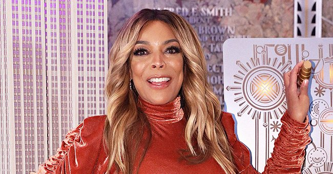 See Wendy Williams Holding Her 7-Month-Old Niece Bella with Afro Hair in This Cute Photo
