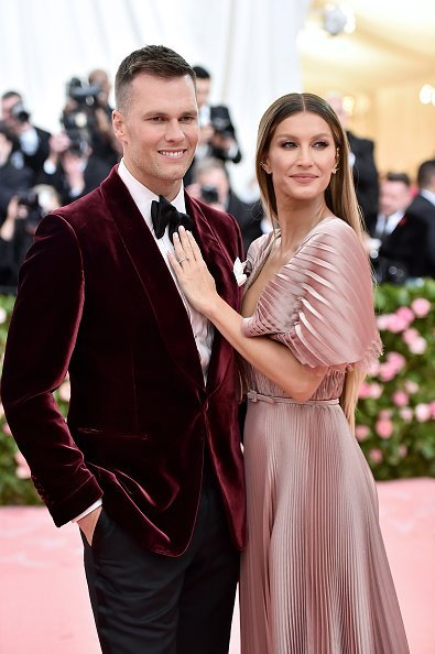 Tom Brady and Gisele Bündchen attend The 2019 Met Gala Celebrating Camp | Photo: Getty Images