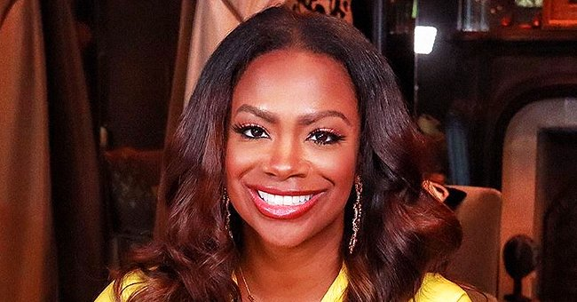 Kandi Burruss' Daughter Blaze Turns 6-Months-Old –  Watch the Little One Jumping in Her Mom's Arms