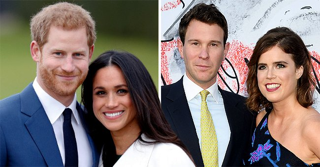 People: Prince Harry & Meghan Markle Congratulate Princess Eugenie on the News of Her Pregnancy