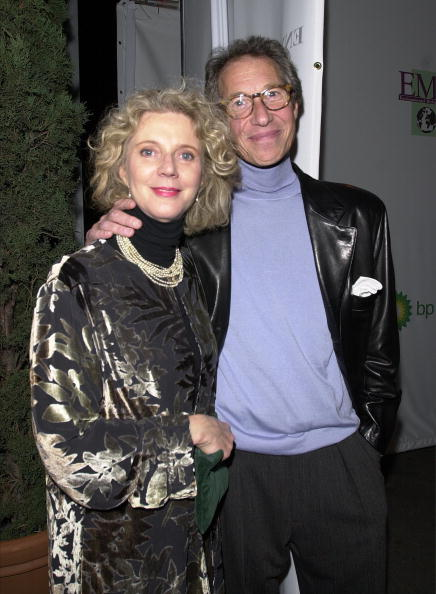 Blythe Danner and Bruce Paltrow at the Tenth Annual Environmental Media Awards on December 6, 2000 in Santa Monica, California | Photo: Getty Images