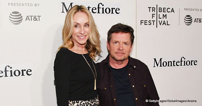 Michael J Fox Looks Radiant at the Tribeca Film Festival with His Wife of 30 Years
