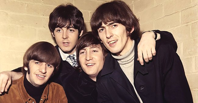 Look Back at the Memorable Day When The Beatles Met Elvis Presley