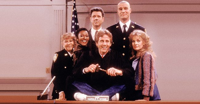 Harry Anderson and 'Night Court' Cast Members 27 Years after the Series Finale Aired