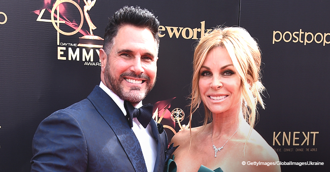Don Diamont of 'The Young and the Restless' Is a Doting Husband and Proud Dad of 6 Sons