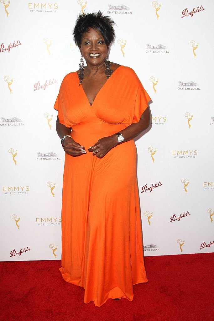 Anna Maria Horsford attends the Television Academy's Performers Peer Group Hold Cocktail Reception on August 24, 2015 | Photo: Getty Images
