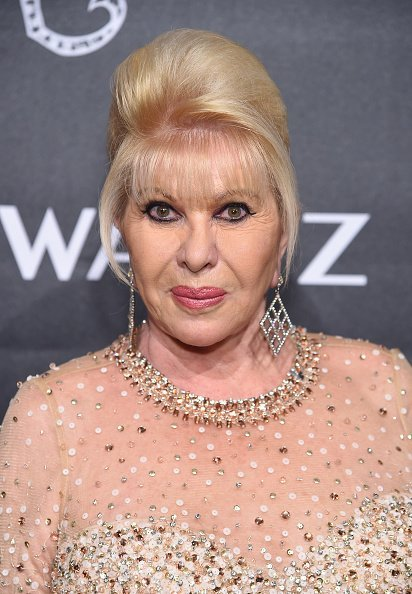 Ivana Trump at Cipriani Wall Street on October 22, 2018 in New York City | Photo: Getty Images