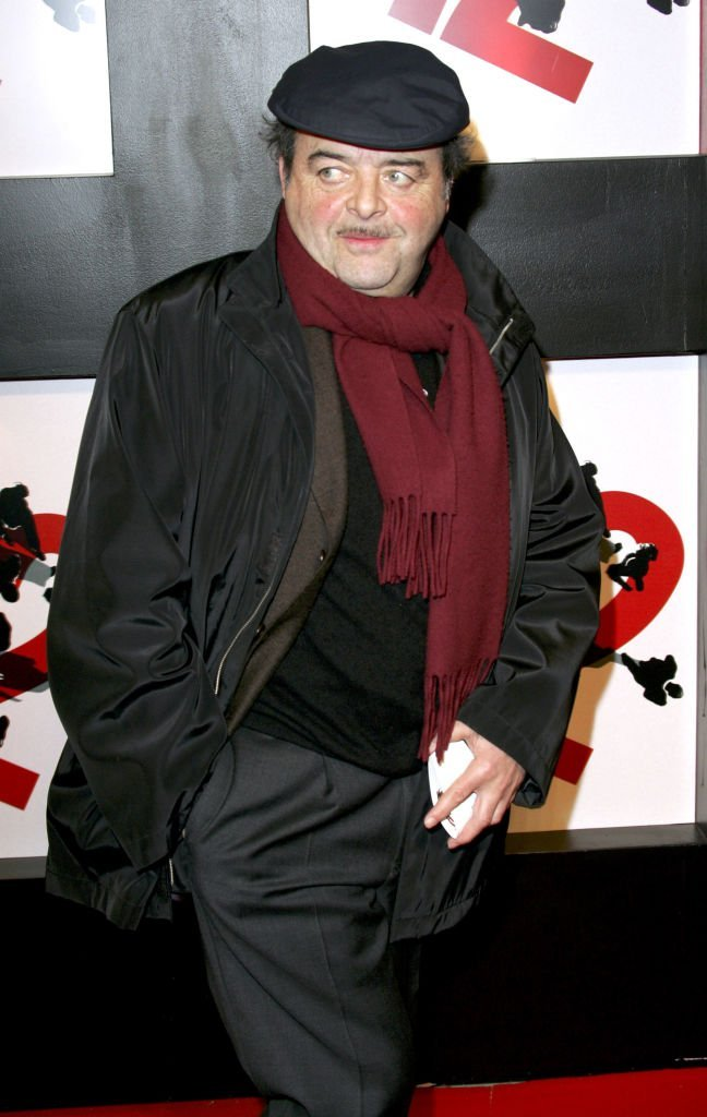 Jacques Villeret lors de l'Ocean's Twelve Paris Première à Paris, France. | Photo : Getty Images