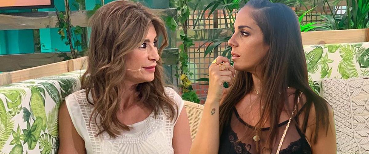 Gema López carga contra Anabel Pantoja y la hace abandonar el plató de 'Sálvame'