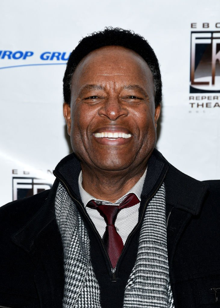 """William Allen Young attends the opening night of Ebony Repertory Theatre's """"Lady Day at Emerson's Bar & Grill"""" at Nate Holden Performing Arts Center on February 08, 2020 in Los Angeles, California. I Image: Getty Images."""