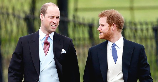Us Weekly: Prince William Allegedly Done with the Drama in His Relationship with Prince Harry