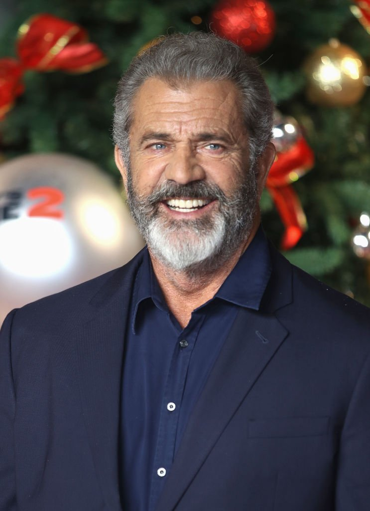 Mel Gibson attends the UK Premiere of 'Daddy's Home 2' at Vue West End | Photo: Getty Images